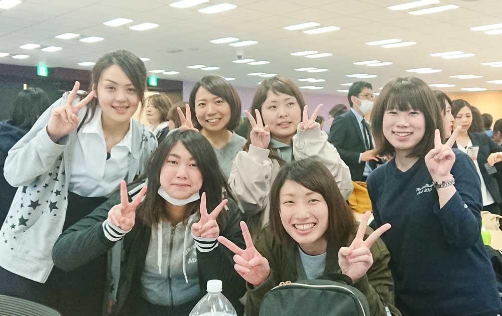 【エーガールズ】カーブススタッフ研修(146期)