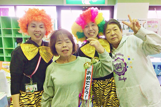 【エーガールズ】カーブスイオン隼人国分が、5周年を迎えました!🌸