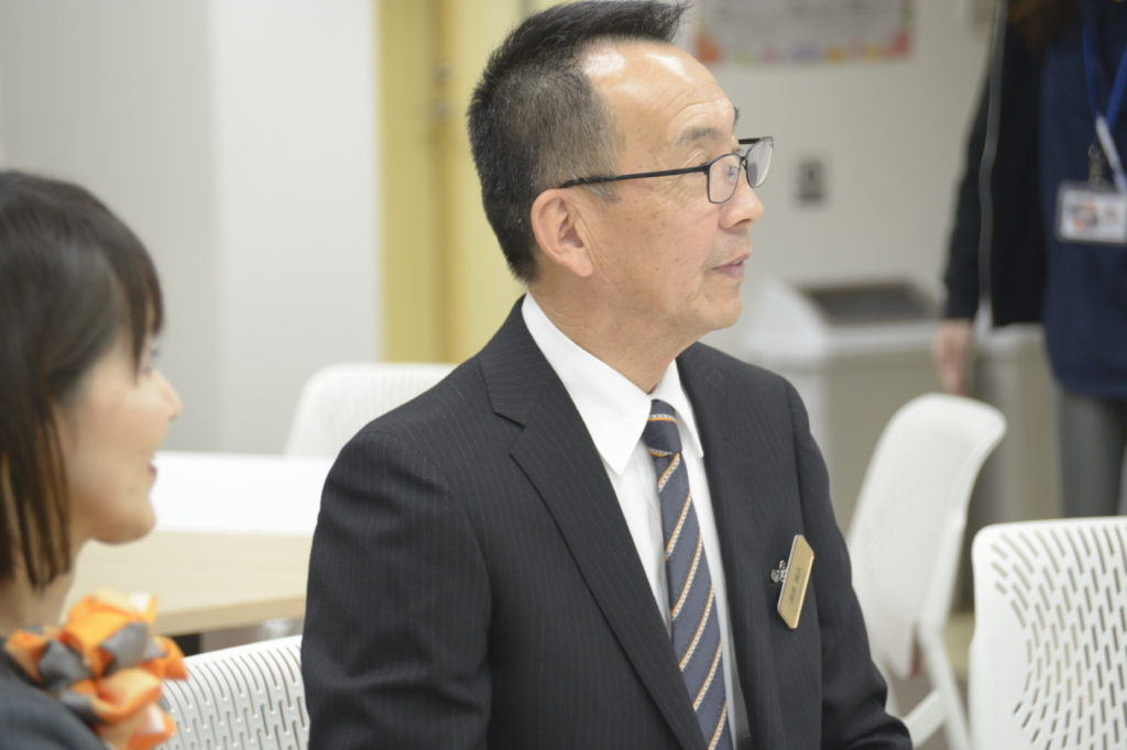 スーパーホテル三原駅前店 新しい支配人登場!