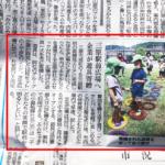 【シバケンパ 】中国新聞、びんご経済レポートへ掲載されました!